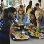 TROIAN BELLISARIO, SASHA PIETERSE, LUCY HALE, ASHLEY BENSON